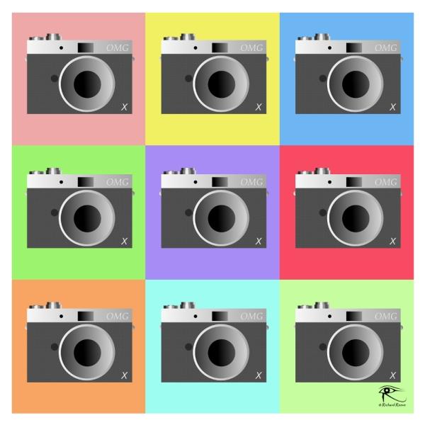 Cameras 9 ©2016, Richard Reeve