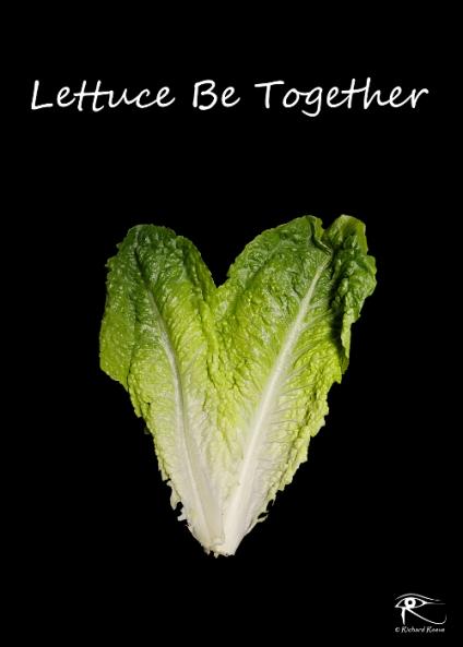 Lettuce Be Together