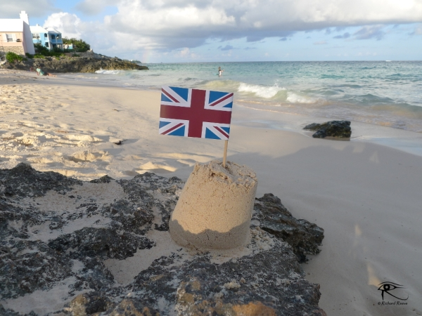 Bermuda - British Sandcastle